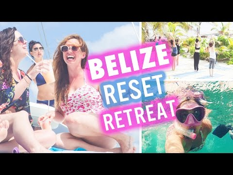 Life Changing Yoga Retreat in Belize
