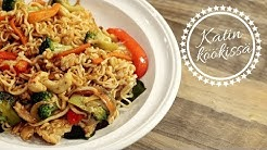 Kana-nuudeliwokki | Katin köökissä