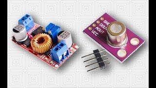 Посылки из Китая - Arduino датчик + Dc-Dc модуль питания.