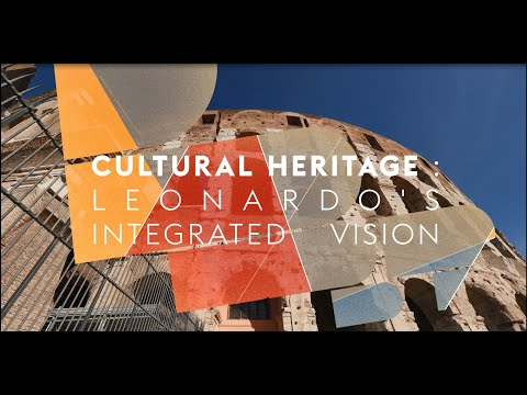 Leonardo: an integrated vision for cultural heritage
