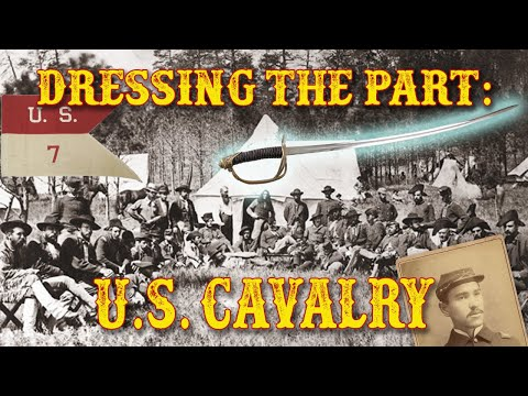 Dressing The Part: US Cavalry
