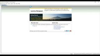SAP بو Lumira اكتشاف 2.0 مع Lumira مصمم للمبتدئين