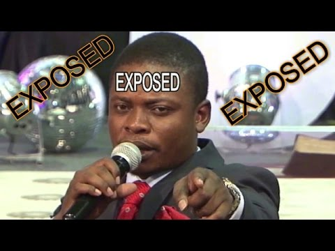 False prophet Shepherd Bushiri - Exposed Again
