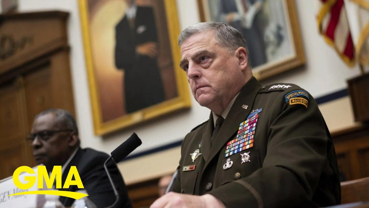Chairman of Joint Chiefs of Staff defends study of critical race theory