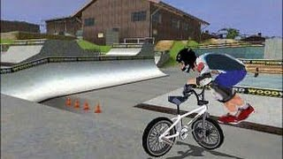 Dave Mirra Freestyle BMX 2 Gameplay