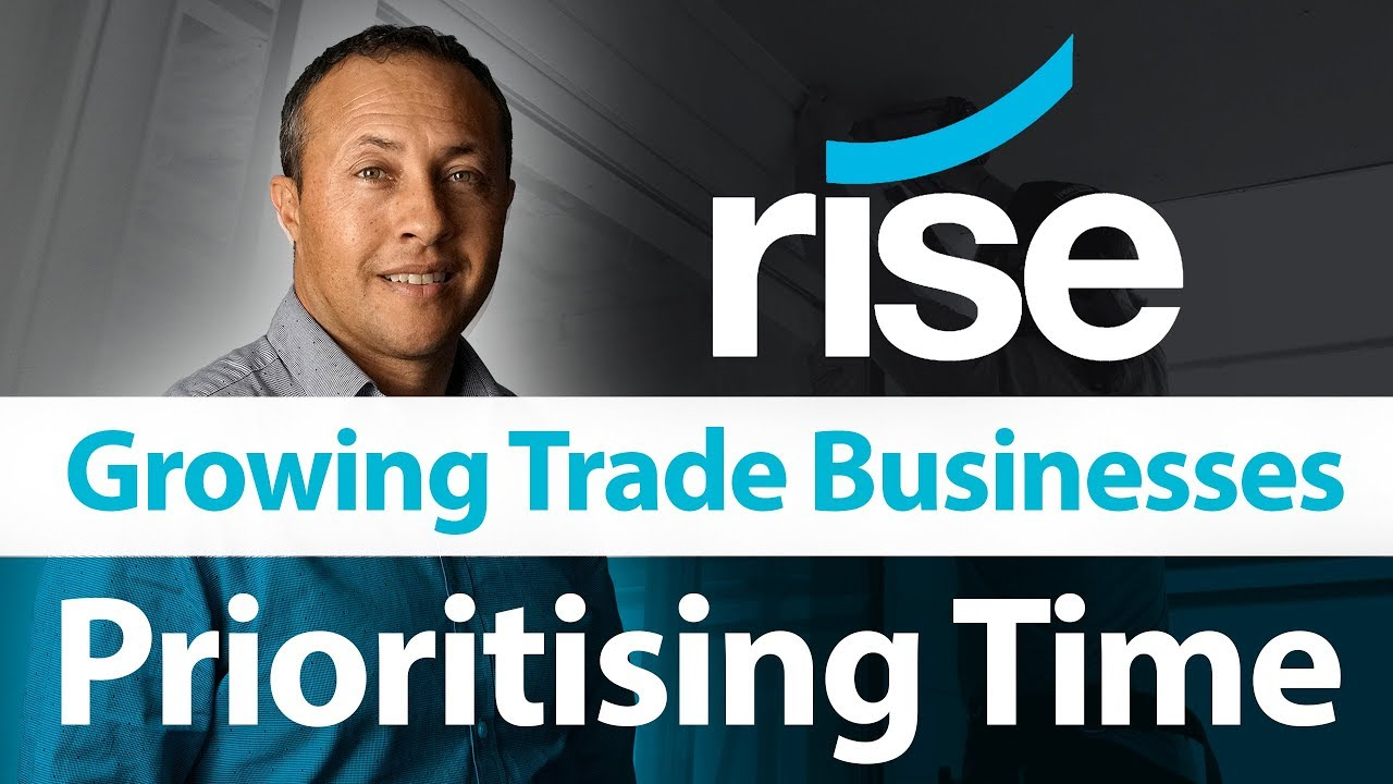 Rise Advisory - Growing Trade businesses - Efficient Time Management Systems