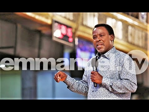 Download SCOAN 01/12/19: Full Live Sunday With TB Joshua At The Altar