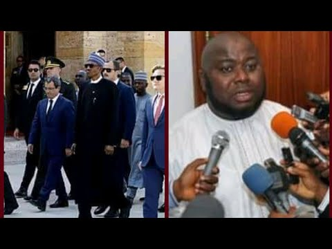 Download BIAFRA: LISTEN TO WHAT ANGRY IPOB SUPPORTERS IN TURKEY TOLD BUHARI TODAY, WHAT A SHOCKING SPEECH.