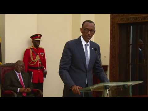 State visit to the United Republic of Tanzania | Dar es Salaam, 1 July 2016
