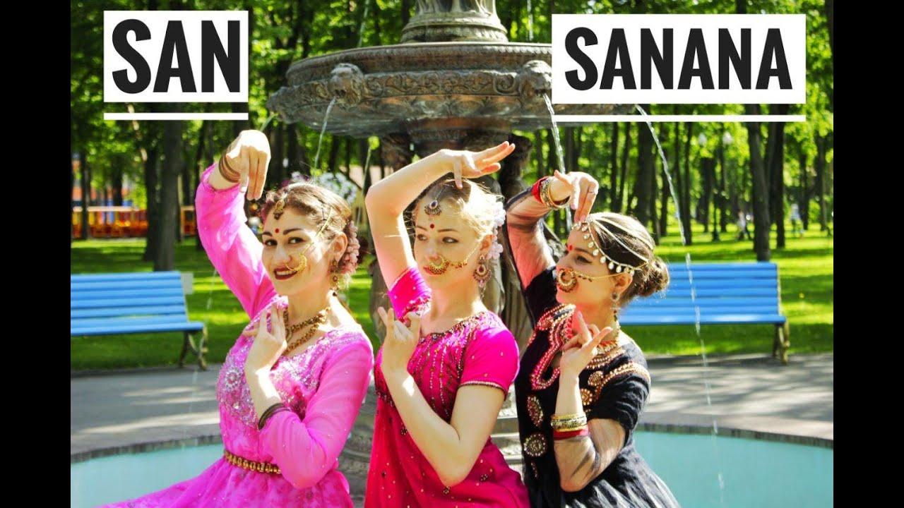 San Sanana - Asoka | Tulasi Adelin | Dance Cover | Bollywood| Alka Yagnik/Pournami Dance School