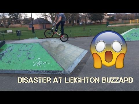 Disaster at Leighton Buzzard