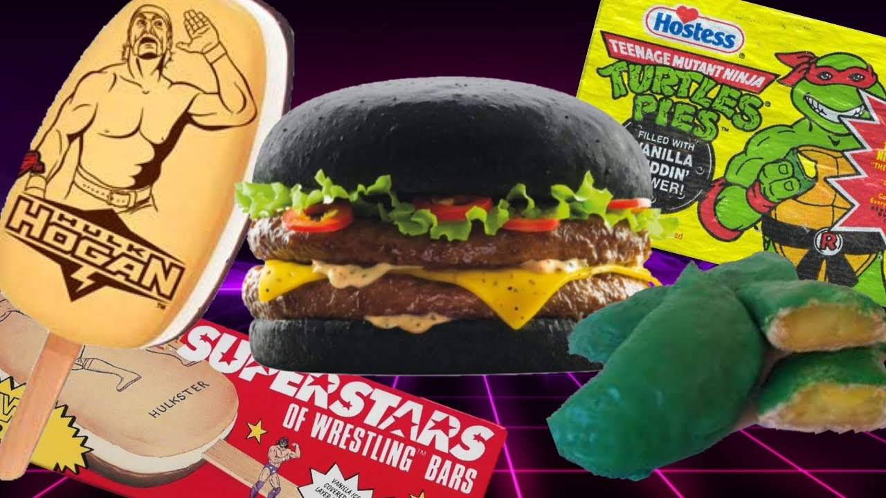 9 Weird Food Tie-In Products from Movies/TV