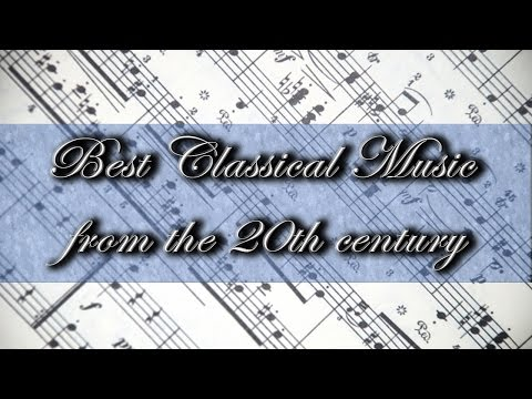 Best Classical Music from the 20th Century: Mahler, Szymanowski, Caggiano, Floridia, Cesa, Elgar