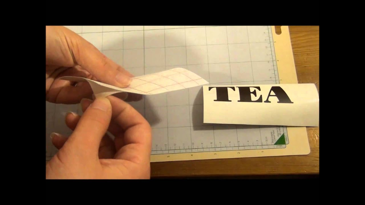 Episode  How To Cut Vinyl With Your Cricut Lets Cricut Vinyl - How to make vinyl stickers with cricut