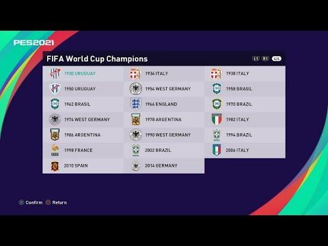 PES 2021 FIFA