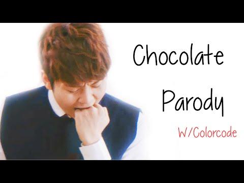 Seventeen- Chocolate Parody W/ColorCode