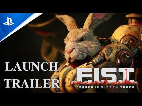 F.I.S.T.: Forged In Shadow Torch - Launch Trailer | PS5, PS4