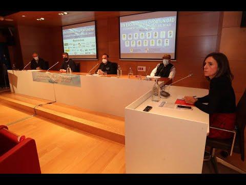 Vídeo-resumen del II Congreso sobre la economía del Bierzo |  1 Diciembre