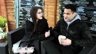 Bring The Noise UK - The Gaslight Anthem Interviewed at Download Festival 2011