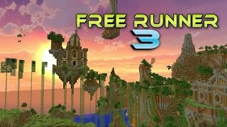 FREE RUNNER 3 | Mapa Parkour | 1.7.9 - 1.7.10 Descargar