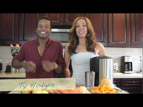 Juicing w Actor Director Ty HODGES!