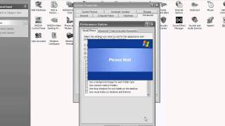 MediaPortal Tutorial - Preparing Windows XP as computer media center
