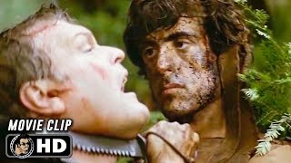 FIRST BLOOD Clip - Let It Go (1982) Sylvester Stallone