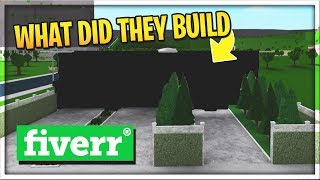 PAYING STRANGERS TO BUILD ME A HOUSE | Roblox