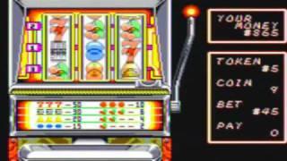 Casino Games Sample - Sega Master System