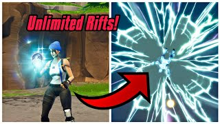 Unlimited Rifts Glitch (New) Fortnite Glitches Season 6 PS4/Xbox one 2018