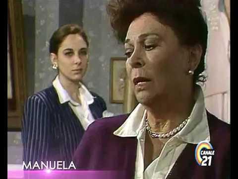 Telenovela Manuela Episodio 189 HD