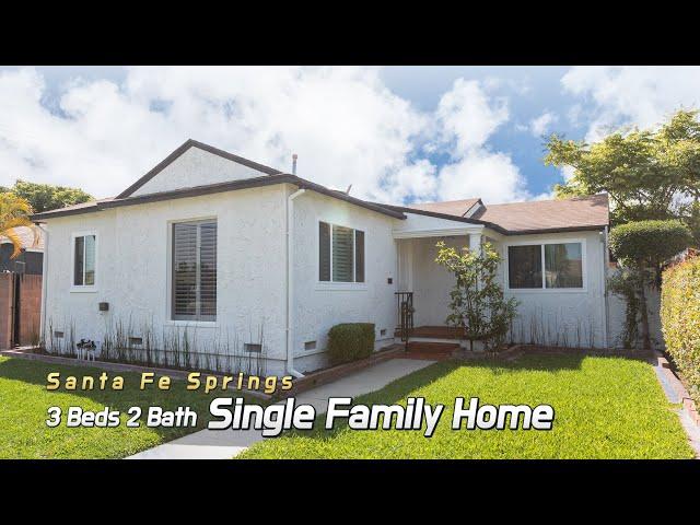 [Virtual Tour] 9763 Orr And Day Rd, Santa Fe Springs, CA 90670
