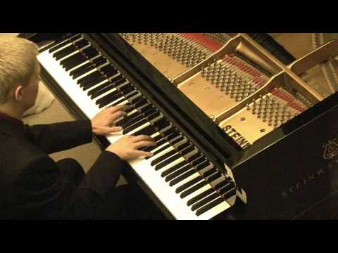 The 21st Century Romantic - Composed and performed by Daniel Lamb