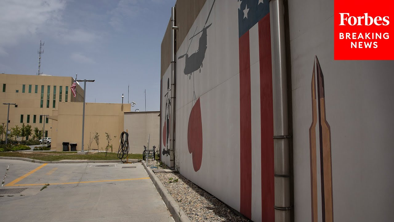Joe Wilson Says Biden 'Betrayed' American Citizens Left Behind In Afghanistan