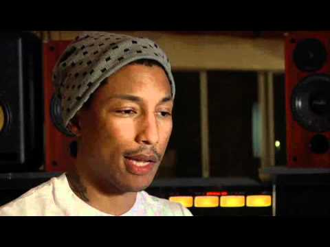 PHARRELL WILLIAMS interviewed about A Tribe Called Quest