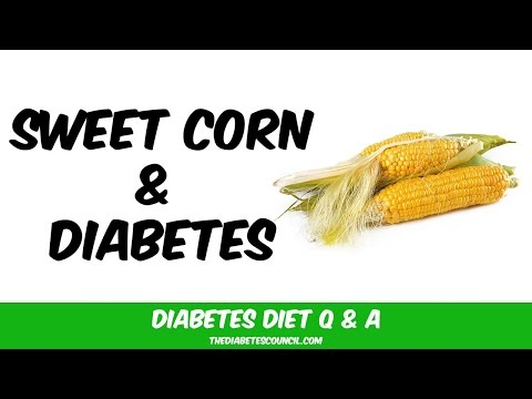Is Sweet Corn Or Maize Good For Diabetes