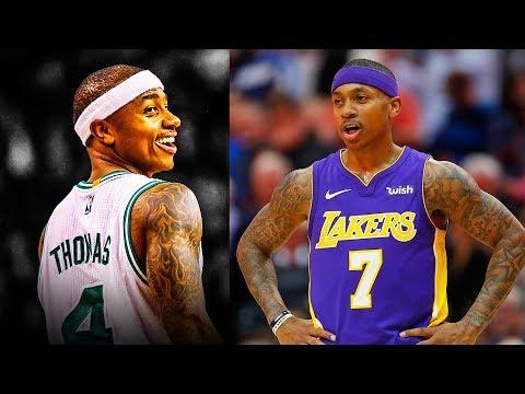 Isaiah Thomas Returning to Boston Celtics and Rejoining Them During Free Agency?