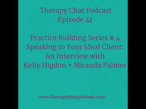 41: Speaking to Your Ideal Client
