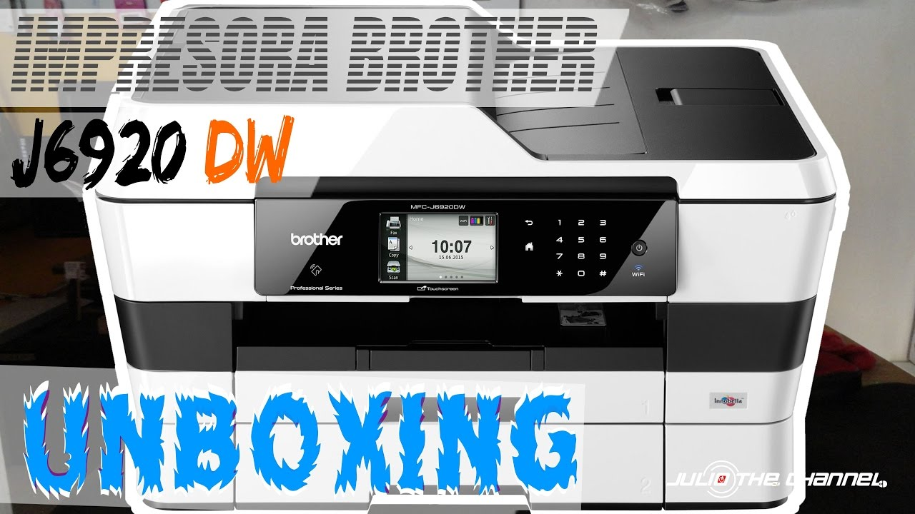 BROTHER J6920 DOWNLOAD DRIVERS