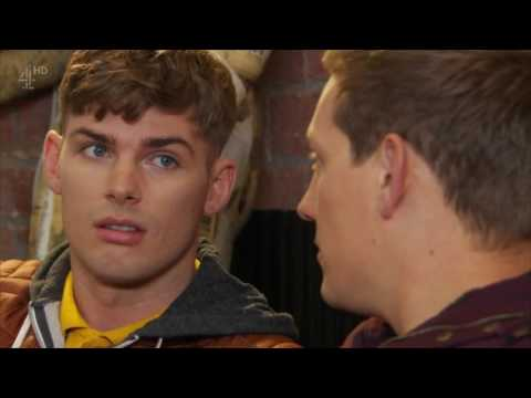 80. Hollyoaks - James Nightingale