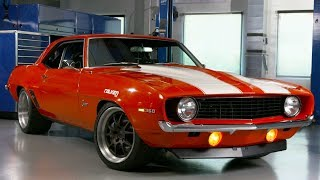 Super Chevy Muscle Car Challenge   Detroit Speed 1969 Camaro