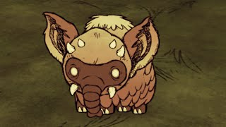 Don't Starve Reign of Giants - How to find and kill Koalefant