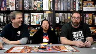 Review of Jumanji the Boardgame by Cardinal Games