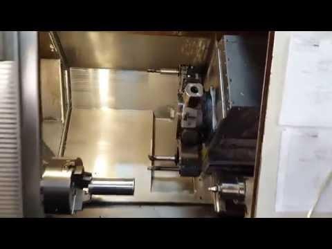 CNC Drehmaschine GILDEMEISTER CTX 320 linear