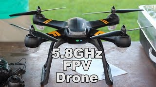 5 8GHz FPV Camera Drone That Works! - Flytec TY-T1 - TheRcSaylors