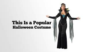 California Costumes Evil Sorceress Adult Costume