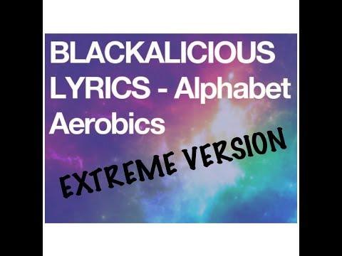 Blackalicious- Alphbet Aerobics (Xtra Faster)
