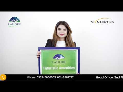 Lahore Smart City An exquisite lifestyle for the residents of Lahore | Sky Marketing