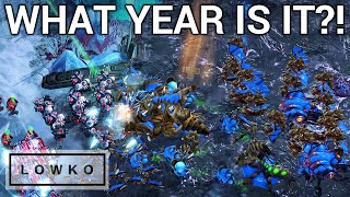 StarCraft 2: WHAT YEAR IS IT?! (DRG vs SpeCial)