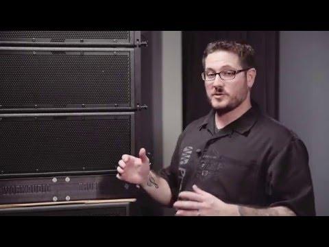 WorxAudio XL1 Line Array